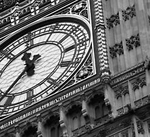 Big Ben by Tony Steel