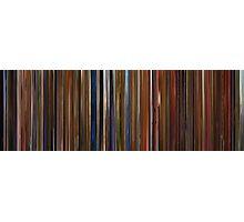 Moviebarcode: Ocean's Thirteen (2007) Photographic Print