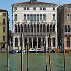 Ca' Loredan, Venice , city hall palaces of Venice. by twebster92