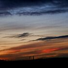 Sunset - Edinburgh by AmandaJanePhoto