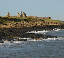 Dunstanburgh Castle No2 by StephenRB