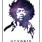 Cosmic Jimi by LukeN