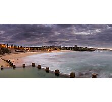 The Bay of Coogee Photographic Print