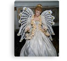 Annettes' Angel Canvas Print