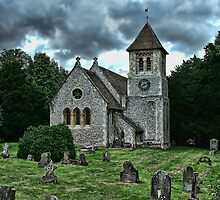 St Mary's Church, Betteshanger by Dave Godden