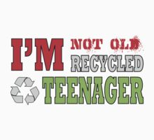 Recycle Teenager by mrtdoank