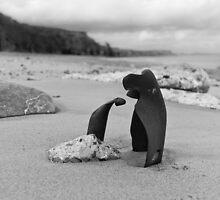 Beachscape by Alexander Bampton