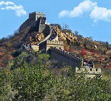 万里长城 GREAT WALL OF CHINA 万里长城   by ✿✿ Bonita ✿✿ ђєℓℓσ
