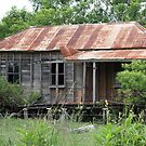 Old Home in Ruin Near Thornton by aussiebushstick