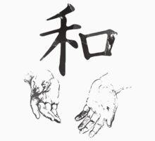 Japanese Kanji: Harmony by Denis Marsili - DDTK