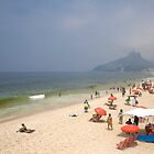 Ipanema Beach by Freelancer