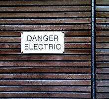 Danger Electric by Nick Bland