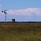 Windmill at Tyabb by Suziemgw