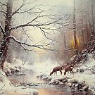 A Warm Glow of Winter by JoeHush