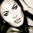 Megan Fox by Allie Keech