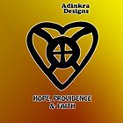 19-iphone4-Adinkra-Serier-Hope by Keith Richardson