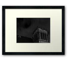 St. Johns - Halifax Street Adelaide Framed Print