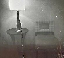 lamp. chair. table. by ShellyKay