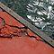 Water, metal, concrete, paint (Hasköy)