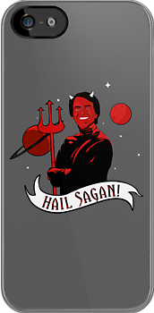 Hail Sagan! by merrypranxter