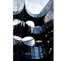 london southbank Building Abstract Photographic Print