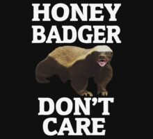cool honey badger by nadil