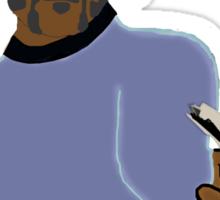 Pulp Trek - Speak Klingon? Sticker