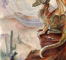 Lizard King by Jessica Feinberg