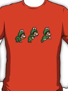 Frogsuit Mario - Hop Jump Go! T-Shirt