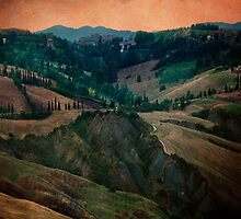 Tuscany Recalled by Mary Ann Reilly