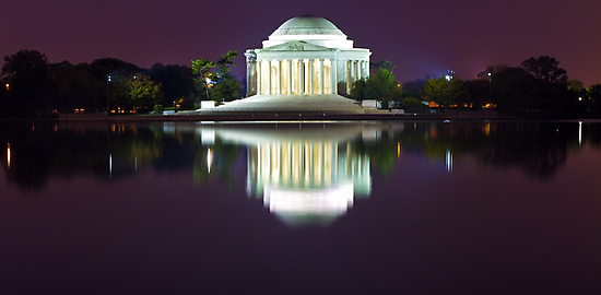 Jefferson Memorial 1 by BlackRussian