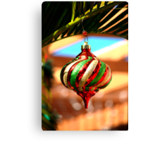 South FL Decorations Canvas Print
