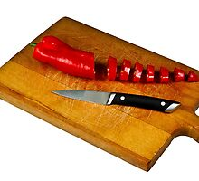 Chopping Board by Gert Lavsen