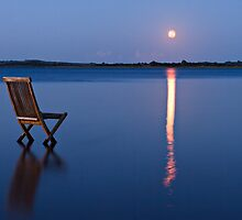 Moon view  by Gert Lavsen