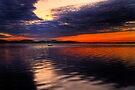 Sunset by Gert Lavsen