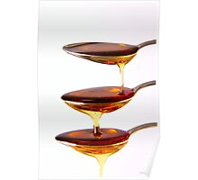Cascading Syrup Poster