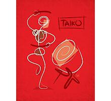 Modern Taiko Photographic Print