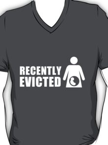 Recently Evicted [ Tshirt | iPad / iPhone Case & Print ] T-Shirt