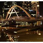 Crown bridge melbourne by bluetaipan