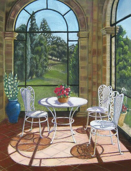 The Conservatory by Ann Nightingale