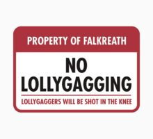 Falkreath Municipal Ordinance (Sticker) by Eozen