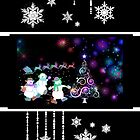 MERRY CHRISTMAS! WINTER DESIGN! by Vitta