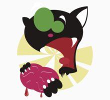 Zombie Kitty II by Sonja Wells