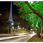 St Kilda at night by bluetaipan