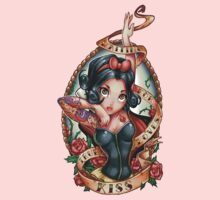 Waiting For Loves True Kiss by Tim  Shumate