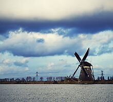 Typically Dutch view by Karen Havenaar
