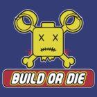 build or die by disasterink