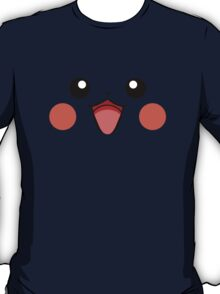 Pika Pika Face T-Shirt