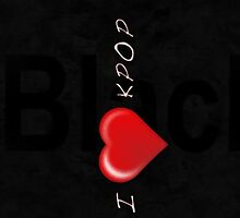 I Love Kpop by Ommik