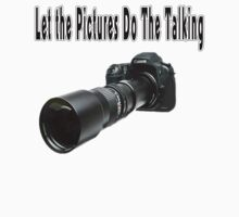 ♂ ♀ ∞ ☆ ★ Camera  With Telephoto Lense T-Shirt ♂ ♀ ∞ ☆ ★ by ╰⊰✿ℒᵒᶹᵉ Bonita✿⊱╮ Lalonde✿⊱╮
